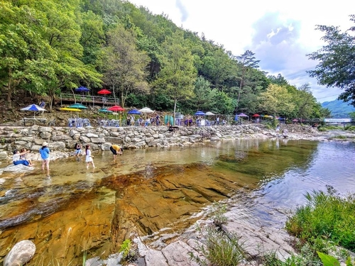 경기도 청정계곡 복원지역 관광 활성화 사업 추진