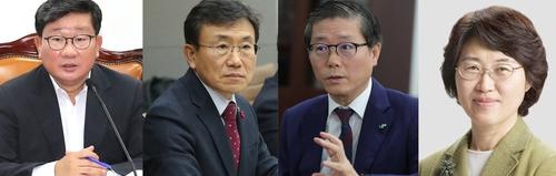 [속보] 행안 전해철·국토 변창흠·복지 권덕철·여가 정영애