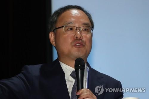 이용수 한국축구과학회 회장