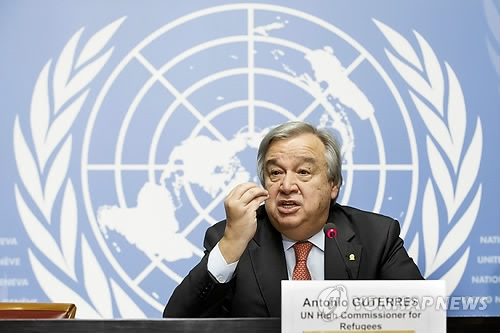 Ex-Portuguese PM Guterres formally elected to succeed Ban Ki-moon as U.N. chief - 1