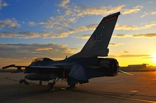 U.S. Air Force to deploy F-16 fighter jets to S. Korea this month