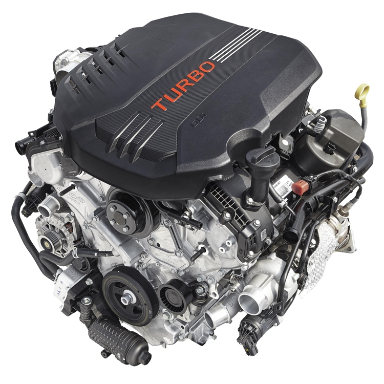 LEAD) Kia Stinger's motor makes WardsAuto 10 Best Engines