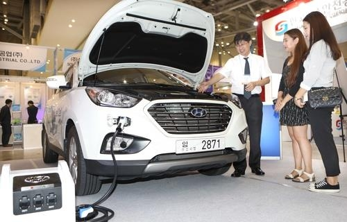 Hyundai to set up SPC for hydrogen station business