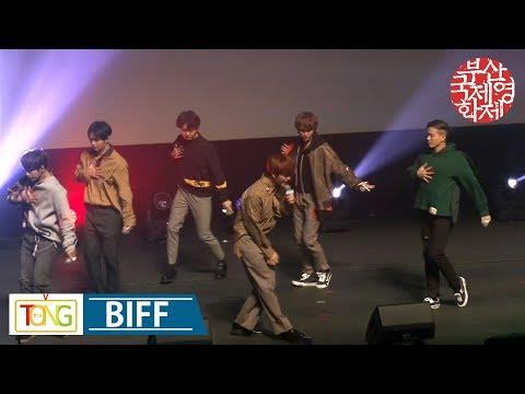 BTOB performs on special stage for BIFF - 2