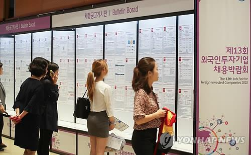 S. Korea's jobless rate rises in Sept., sluggish job creation continues
