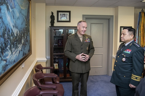 Allies' JCS chiefs hold annual talks in Washington