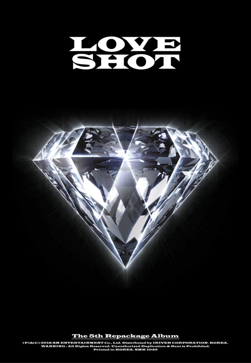 EXO to release repackaged album 'Love Shot' - 2
