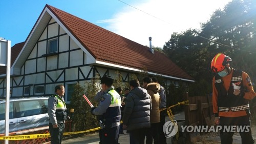 3 students found dead, 7 others unconscious at pension in northeastern S. Korea