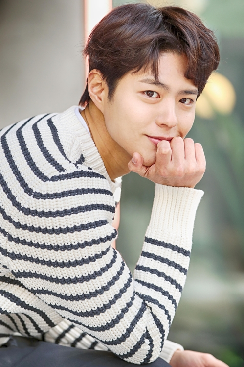 Actor Park Bo-gun poses for a photo ahead of an interview with Yonhap News Agency on Jan. 28, 2019. (Yonhap)