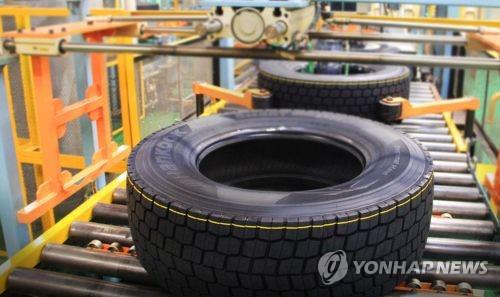 S. Korean tire exports rise as imports hit record high in 2018: data - 1
