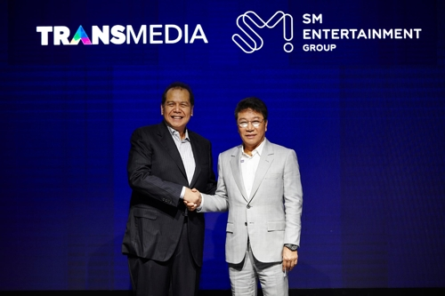 SM Entertainment teams up with CT Corp to make inroads into Indonesia