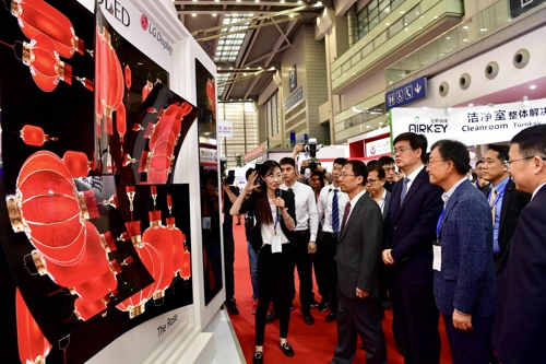 (Yonhap Interview) LG Display pins hope on China's OLED market for growth