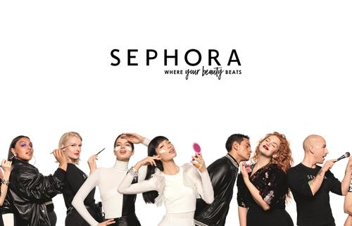 Sephora to open 1st shop in S. Korea