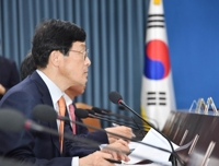 (LEAD) S. Korea says exports likely to improve in 2nd half