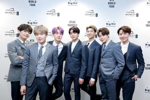 BTS stays on Billboard main charts for seventh straight week