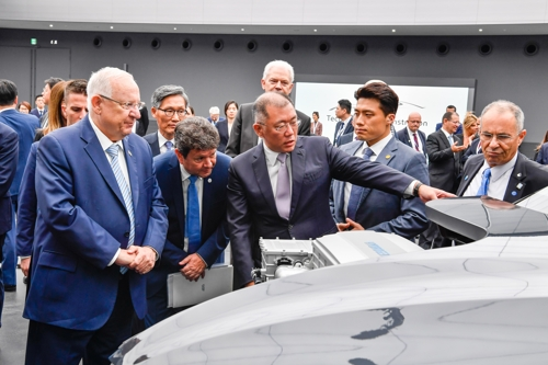 Hyundai to increase investments in Israeli future mobility startups