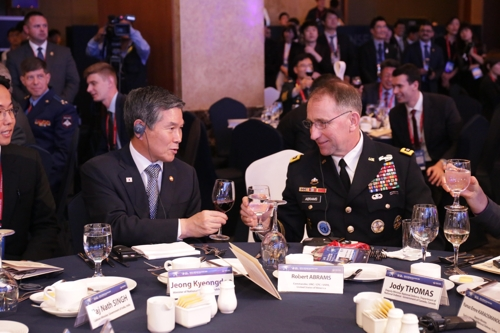 USFK chief stresses strong Korea-U.S. alliance amid speculations of rift
