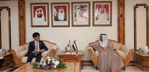 S. Korea, UAE agree to further boost military, defense industry ties