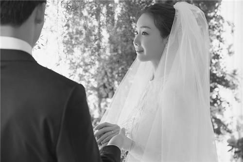 Choi Ji-woo awaits her first child's birth in May