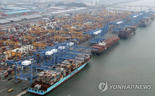 (LEAD) Korea's exports tipped to turn around in Feb.: analysts - 2