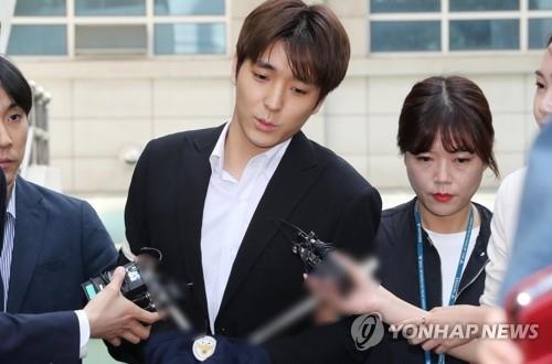 This file photo shows former South Korean boy band FT Island member Choi Jong-hoon. (Yonhap)