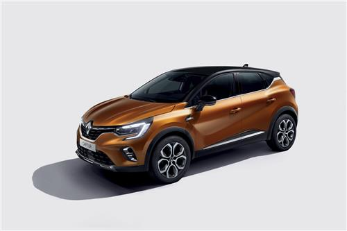 Renault launches compact SUV Captur in S. Korea
