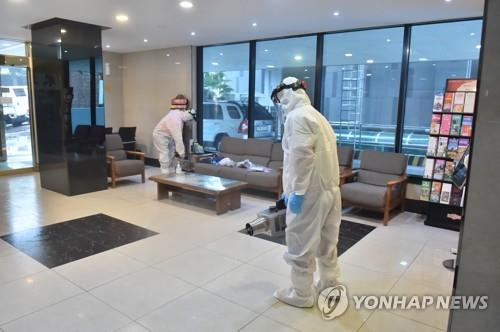 S. Korea reports 27 new virus cases, lowest since start of logistics center-linked outbreak