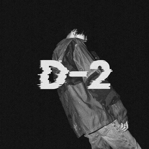 "A promotional image for BTS member Suga's mixtape ""D-2,"" provided by Big Hit Entertainment (PHOTO NOT FOR SALE) (Yonhap)"
