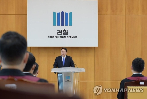 Top prosecutor's remarks roil political debate over his underlying intention