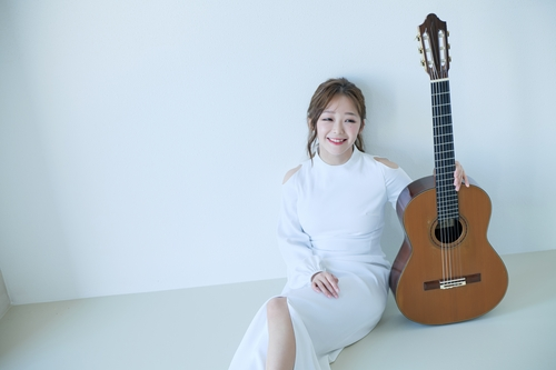 (Yonhap Interview) Park Kyuhee hopes to play role in promoting classical guitar in S. Korea