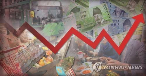 (LEAD) S. Korea's Sept. inflation rises by most in 6 months
