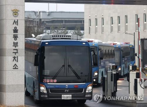 (2nd LD) COVID-19 cases tied to Seoul prison reach 762, 1 inmate dies during treatment