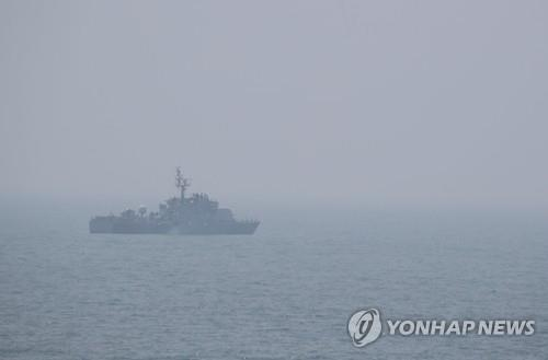 (2nd LD) Navy officer found dead in Yellow Sea after going missing while on duty