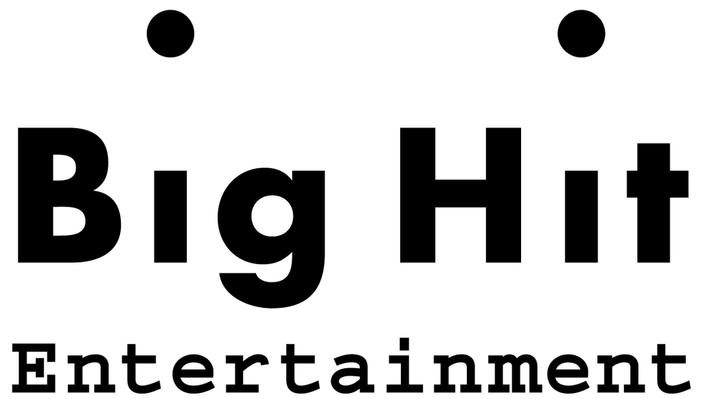 This photo, provided by Big Hit Entertainment, shows the corporate logo for the company. (PHOTO NOT FOR SALE) (Yonhap)