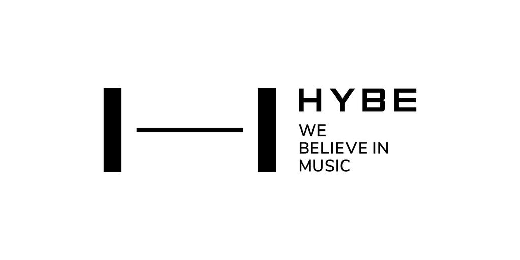 This photo, provided by Big Hit Entertainment, shows a company logo bearing its new name. (PHOTO NOT FOR SALE) (Yonhap)
