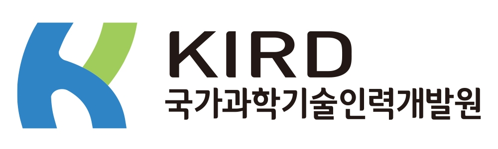 This image, provided by the Korea Institute of Human Resources Development in Science and Technology, shows its logo. (PHOTO NOT FOR SALE) (Yonhap)