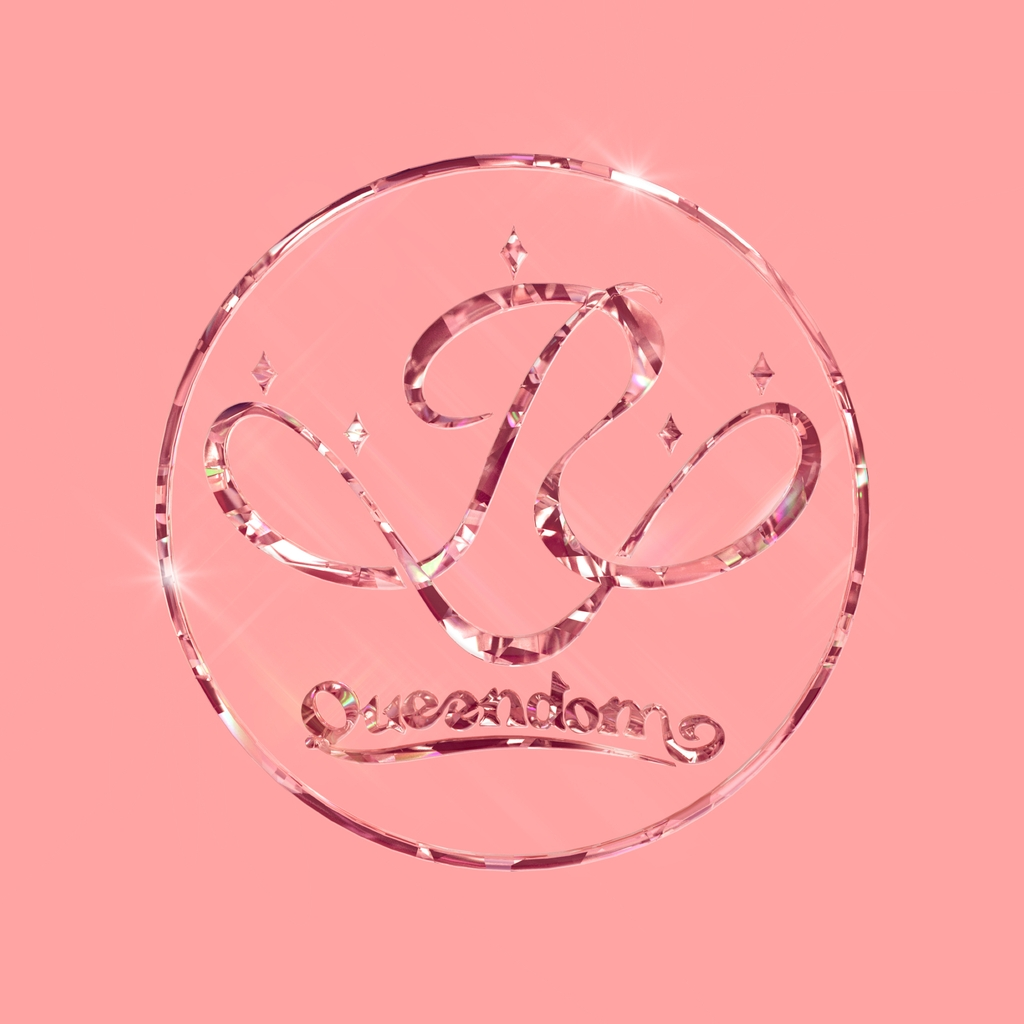 """This image, provided by SM Entertainment, shows the album cover for K-pop act Red Velvet's upcoming EP """"Queendom."""" (PHOTO NOT FOR SALE) (Yonhap)"""