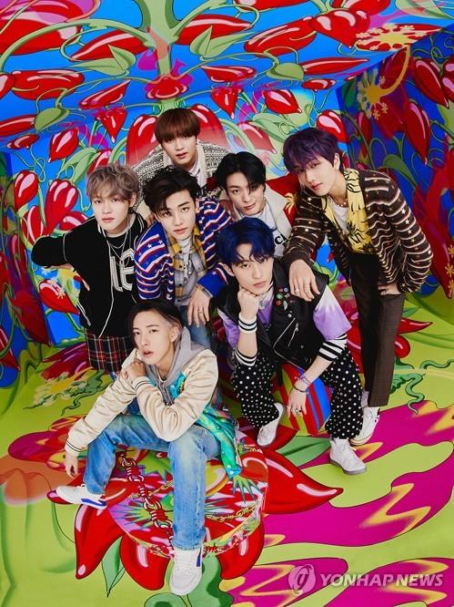 This photo, provided by SM Entertainment, shows NCT Dream. (PHOTO NOT FOR SALE) (Yonhap)