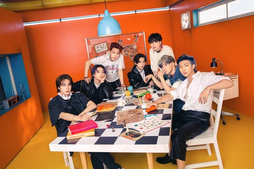 A file photo of K-pop boy group BTS, provided by Big Hit Music (PHOTO NOT FOR SALE) (Yonhap)