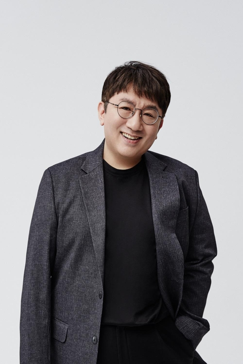 Bang Si-hyuk, le producteur de BTS et PDG de Big Hit Entertainment.