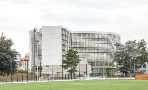 프랑스 파리에 문 연 한인유학생을 위한 기숙사인 '한국관'. [교육부 제공]
