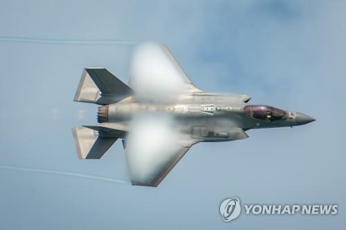 F-35A 전투기 [로이터=연합뉴스]
