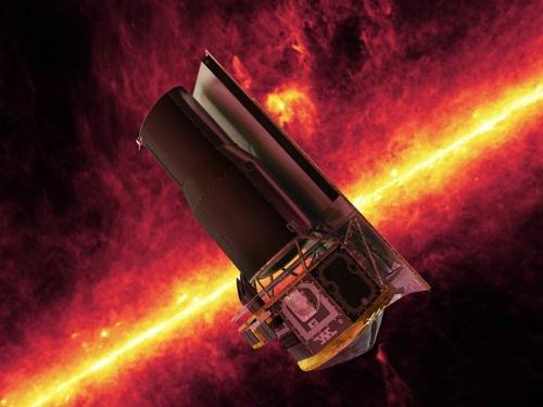 NASA 우주망원경 '스피처' 내년 1월 우주 어둠 속 '영면' [기사]