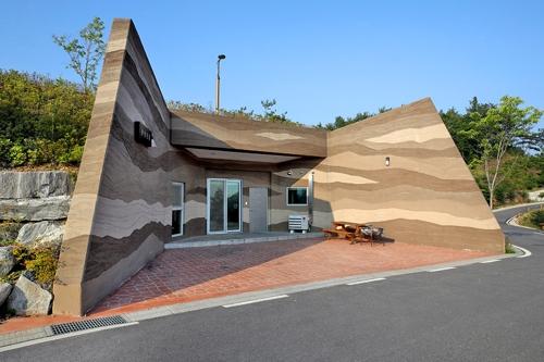 숲속동굴집 [사진/전수영 기자]
