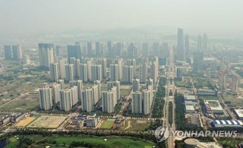 GTX B노선 들어서는 인천 송도국제도시