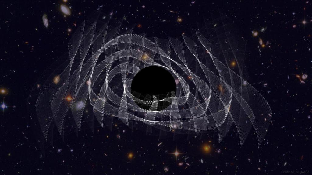 '블랙홀의 노래'로 일반상대성이론을 입증하다 | 연합뉴스