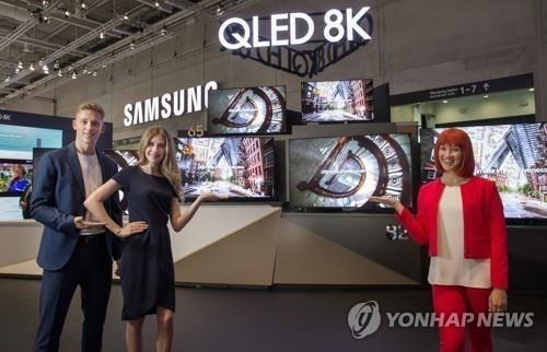 삼성전자 QLED 8K TV 풀 라인업