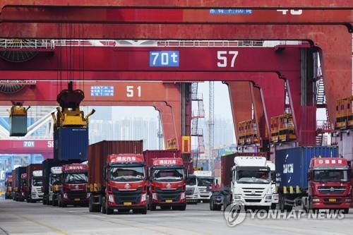 중국 6월 수출입 예상 깨고 동반 증가(종합) | 연합뉴스