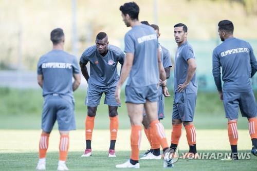 그리스 올림피아코스 축구팀