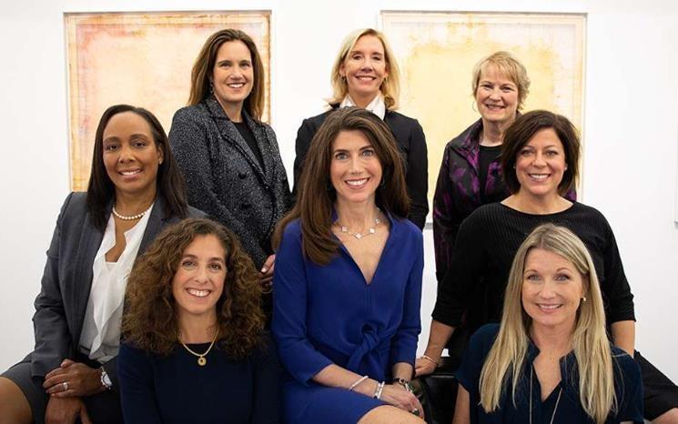 미국 첫 여성 전용 은행 '퍼스트 위민스 뱅크' 설립위원단